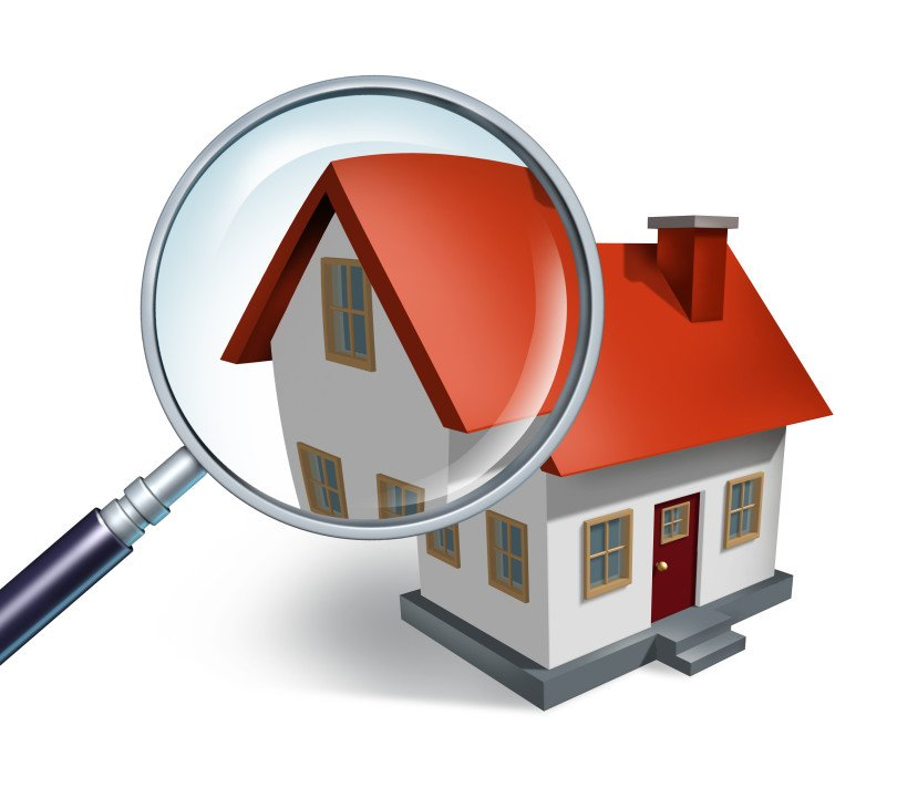 Image result for Inspecting the Home