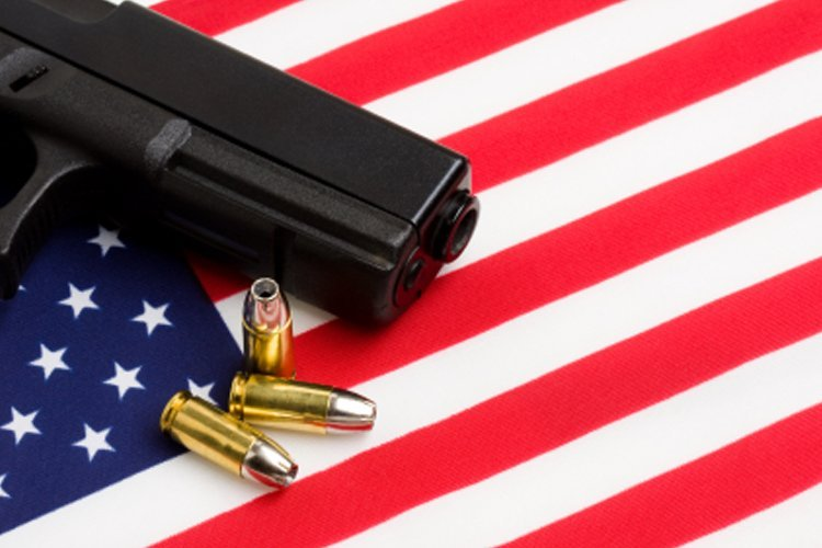 a debate over gun control in the united states A 1993 nationwide survey of 4,977 households found that over the gun ownership in the united states to gun owners on opposing gun control and.