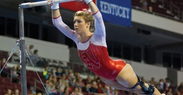 The SEC Gymnastics Championship, held at Verizon Arena in North Little Rock in March 2016, is one big-name sporting event to come to central Arkansas.