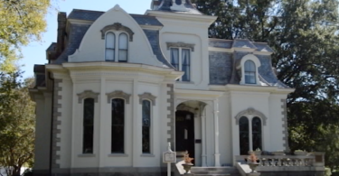The Villa Marre in Little Rock is on the market