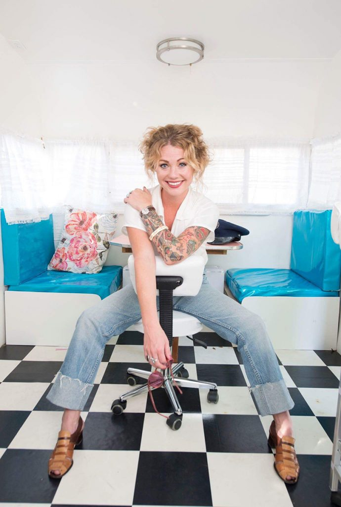 Mobile hair stylist The Southern Blonde plans to set up shop in Little Rock