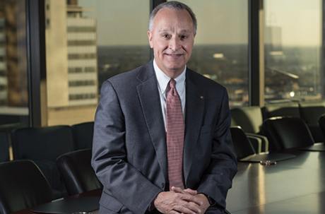 Barry Ledbetter, Executive Vice President & Chief Banking Officer of Simmons Bank horizontal