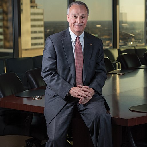 Barry Ledbetter, Executive Vice President & Chief Banking Officer of Simmons Bank
