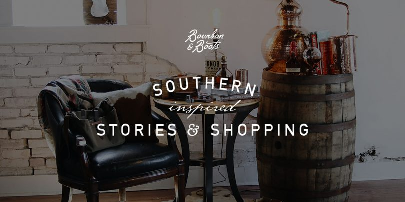 Bourbon & Boots entrepreneur South Southern goods Little Rock
