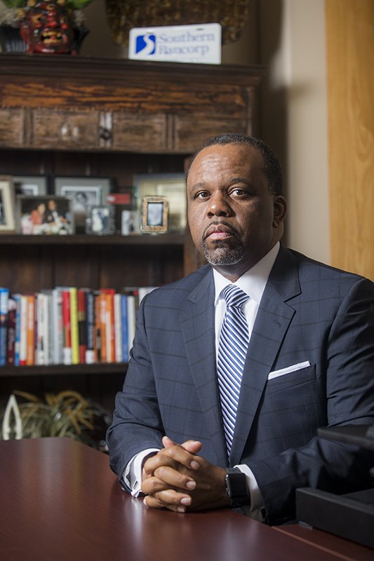 Darrin Williams, CEO Of Southern Bancorp