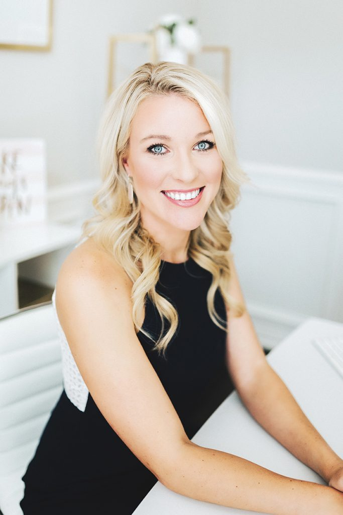 Lauren Stokes of Lauren James, a Fayetteville, Arkansas clothing brand