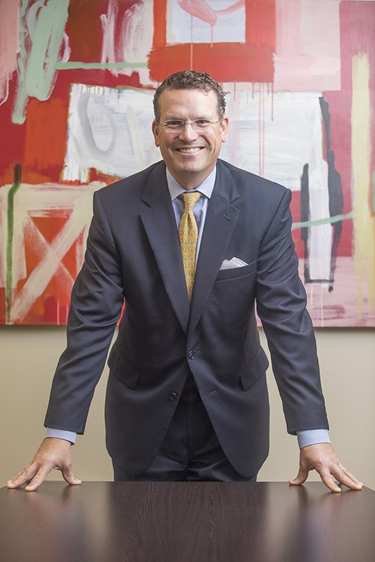 Phillip Jett, President of IberiaBank