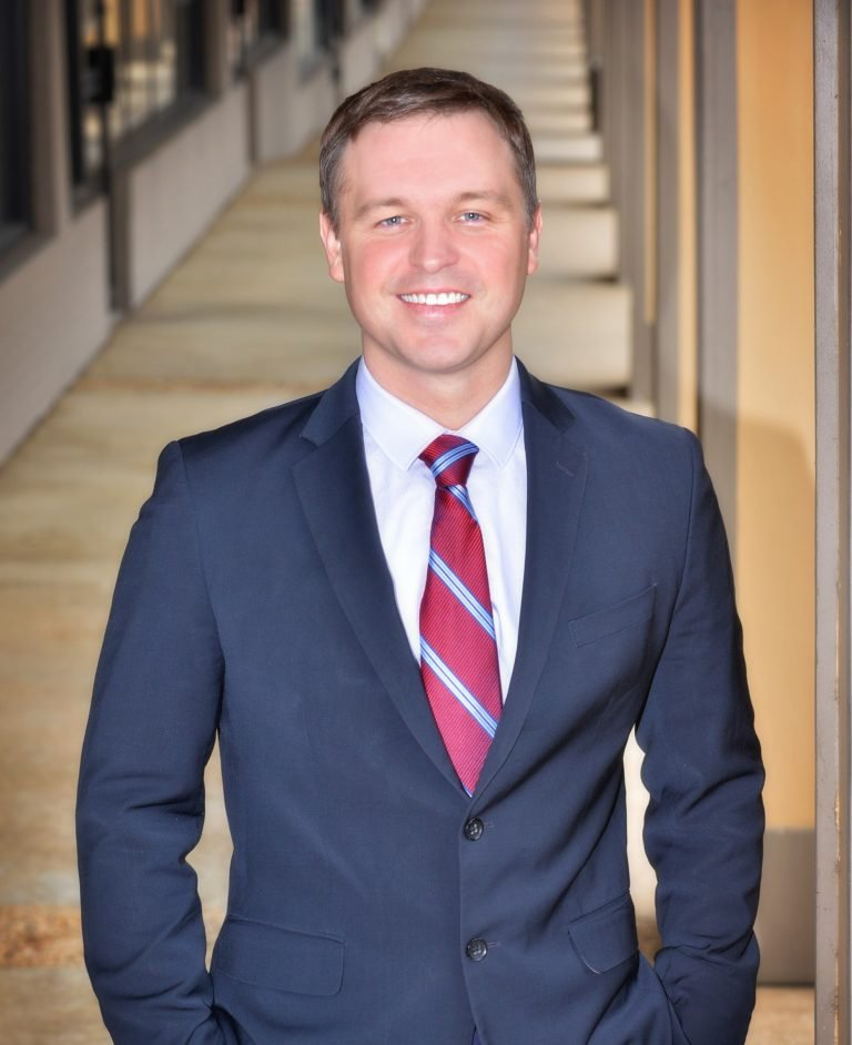 Arkansas Democrat and gubernatorial candidate Jared Henderson