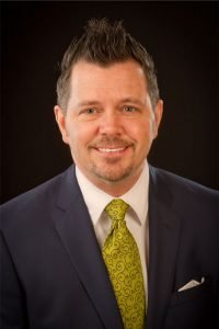 Brad Lacy, president and CEO of the Conway Area Chamber of Commerce