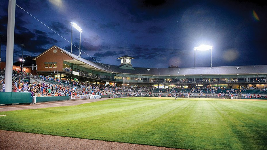 Dickey-Stephens Park - Arkansas Travelers' home field in North Little Rock opened in 2006 and is now the third-oldest ballpark in the Texas League's northern division.