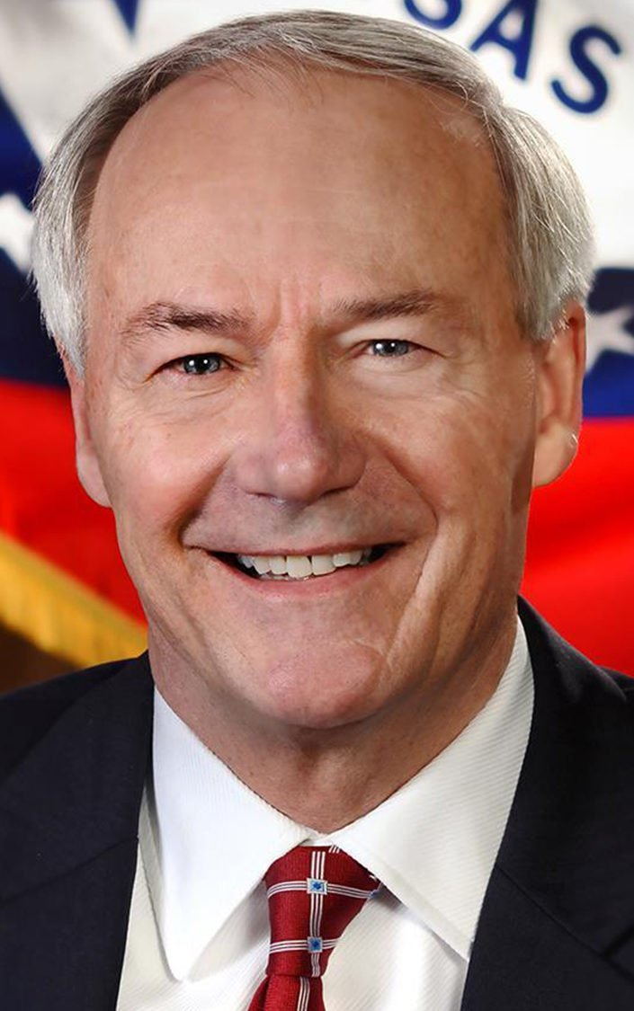 Hutchinson explains position on syrian refugees touts for Hino motors marion ar