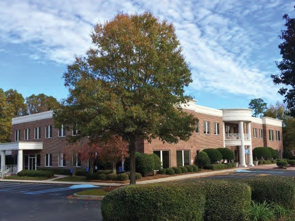 The Webster University building in Columbia, South Carolina