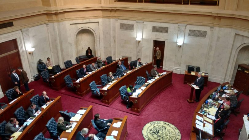 View From The Senate Arkansas A National Leader In School Broadband