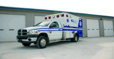 NARMC ambulance