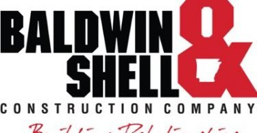 Baldwin & Shell Construction Company logo/ Creative Director Story