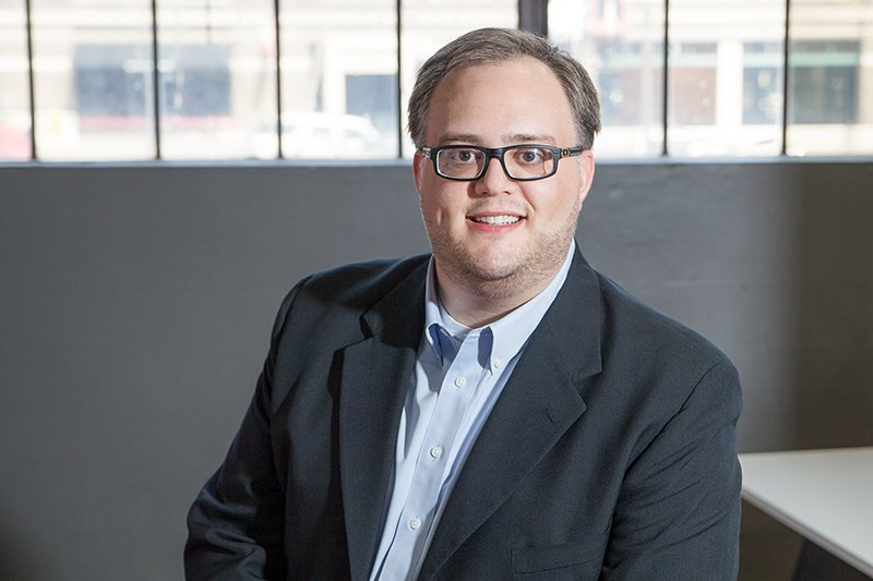 Lee Watson, chief innovator at The Venture Center in Little Rock