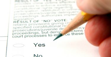 Ballot Measure / Tort Reform Measure Challenged by Former Judge
